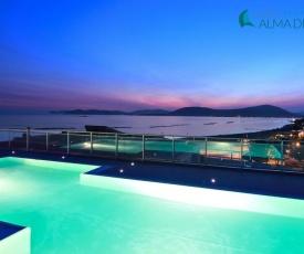 Alghero Villa Sleeps 8 Pool Air Con WiFi